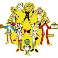 東京マラソン キャラクター